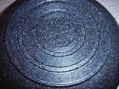 ナノシルバーコーティング中華鍋の底