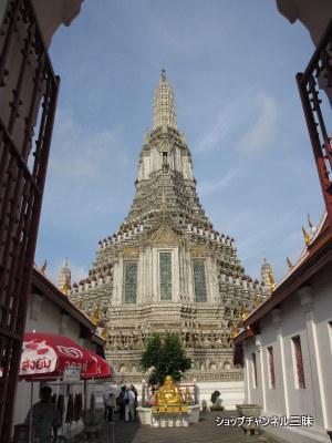 暁の寺 Wat Arun ワット・アルン