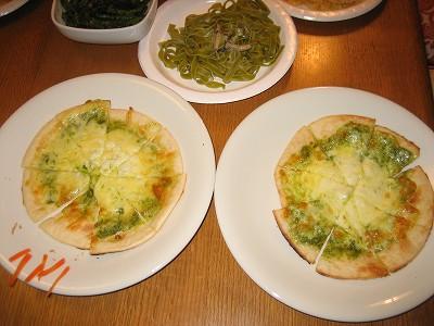 MCCミラノ風薄焼きピッツァ