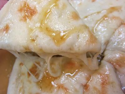 クワトロフロマッジョ+蜂蜜