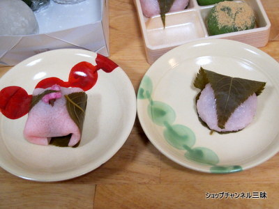 関東と関西の桜餅の違い