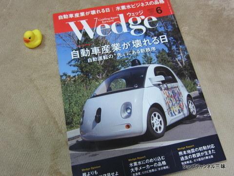 Wedge2016年6月号 vol.28
