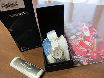 カシオCASIO電波ソーラー腕時計ウェーブセプターLWA-M141-7AJF