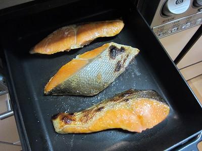 ショップチャンネルで買ったジューシー厚切り!カナダ産天然紅鮭切身