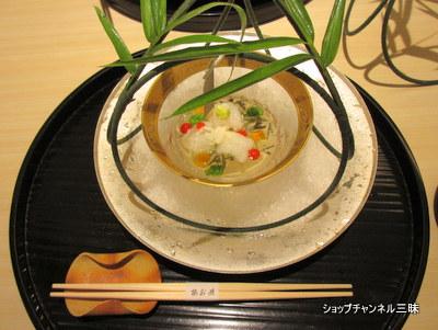 6月の日本料理(花外楼)2013