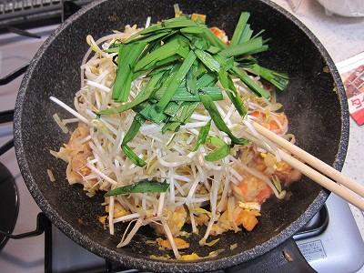 タイの台所パッタイ パッタイ