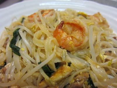 タイの台所 パッタイ