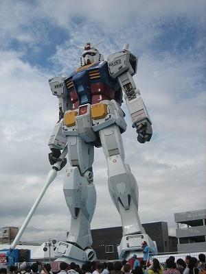 RX-78-2 ガンダム(東静岡広場)