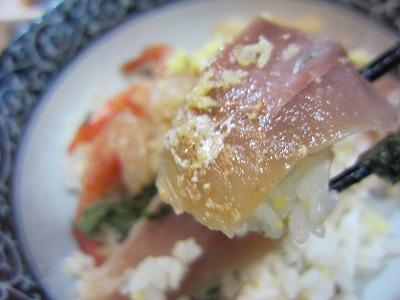 能登漁師の海鮮丼の素
