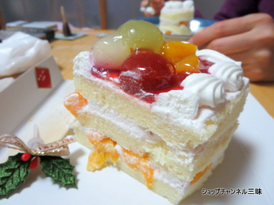 スワンベーカリーの7大アレルゲンフリーケーキ