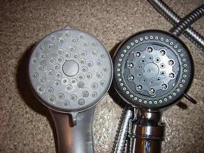 グローエGROHEとクリスタルシャワーヘッド