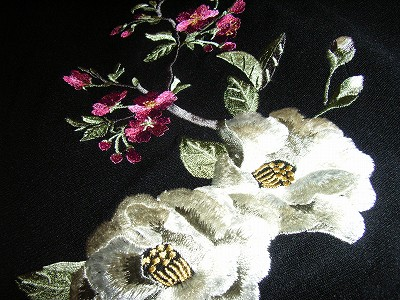 Vivienne Tam刺繍
