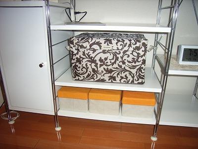 ライゼンタールreisenthelの収納ボックス