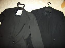 ニュイNuitフォーマルウェア+クリュドリィパンツスーツ