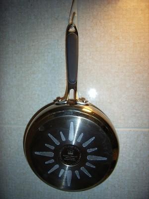 SBSクーヘングルメ20cmコンパクトフライパン